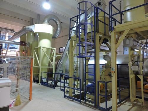 Завод пеллет